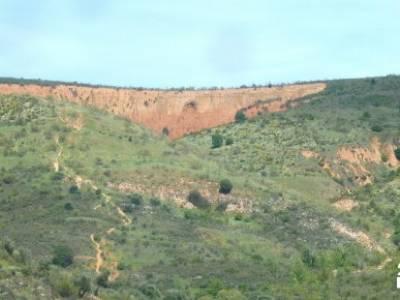 Carcavas de Alpedrete de la Sierra y Meandros del Lozoya;rutas de senderismo en madrid;paseos por ma